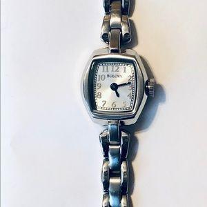 Almost brand new Bulova watch